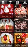 Valentines Day Recipes - Cupcake Cookies - Dessert screenshot 1/2