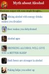 Myth about Alcohol screenshot 3/4