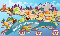 Kids Cut Chocolate Cake Cookies n Collect Pokemon screenshot 1/3