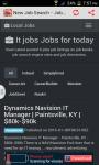 New Job Search - Jobs Today screenshot 4/6