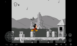 Mickey Mouse goes for a walk screenshot 2/4