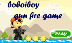 Boboiboy Gun Fire Game screenshot 1/6