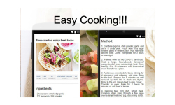 Mexican recipes food screenshot 3/3
