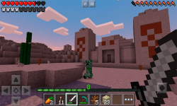 Minecraft Pocket Edition HD screenshot 2/4