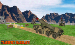 Army Truck Parking Drive 2016 screenshot 1/6