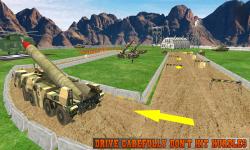 Army Truck Parking Drive 2016 screenshot 6/6