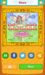 Free Fairy Coloring Pages screenshot 5/5