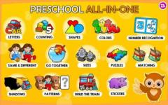 Abby Basic Skills Preschool new screenshot 4/6