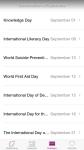Celebrations Of September screenshot 2/3