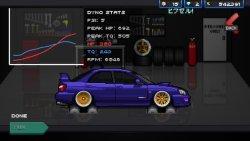 Pixel Car Racer Freemium screenshot 2/2