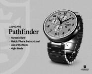 Pathfinder watchface by Lionga opened screenshot 1/6
