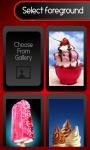 Zipper Lock Screen - Ice Cream screenshot 3/6