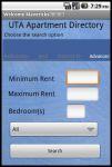 UTA Apartment Directory screenshot 6/6