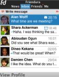 Friendura screenshot 1/5