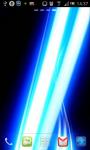 Blue Laser Swirl Live Wallpaper screenshot 4/6