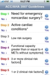 STAT Cardiac Clearance screenshot 1/1