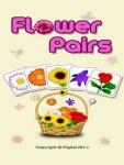 Flower Pairs Free screenshot 1/6