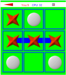 Tic Tac Toe 2014 screenshot 3/3