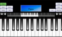 Portable Piano Guitar Qanun screenshot 1/6