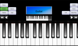 Portable Piano Guitar Qanun screenshot 2/6