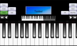 Portable Piano Guitar Qanun screenshot 3/6