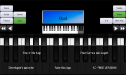 Portable Piano Guitar Qanun screenshot 5/6