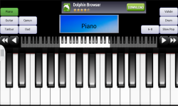 Portable Piano Guitar Qanun screenshot 6/6