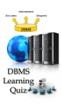 DBMS Learning Quiz screenshot 1/1