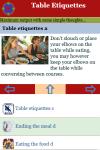 Table Etiquettes V1 screenshot 3/3