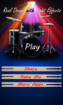 Real Drums with light Effects screenshot 2/5