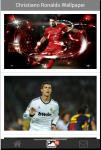 Wallpaper of Cristiano Ronaldo screenshot 4/6