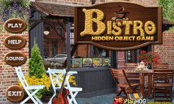 Free Hidden Object Games - Bistro screenshot 1/4