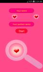 Lovely Love Calculator 100 screenshot 1/6