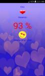 Lovely Love Calculator 100 screenshot 3/6