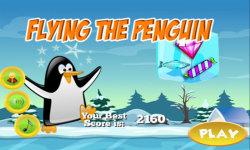 Flying the penguin screenshot 1/3