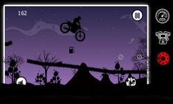 Dark Moto Race Bike Challange screenshot 1/4