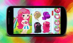Elsa As Strawberry Shortcake screenshot 2/4