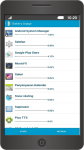android system manager screenshot 3/5