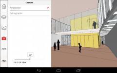 SketchUp Mobile Viewer full screenshot 1/6