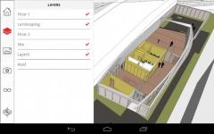 SketchUp Mobile Viewer full screenshot 2/6