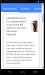Engineer News screenshot 2/6