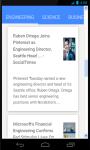 Engineer News screenshot 4/6