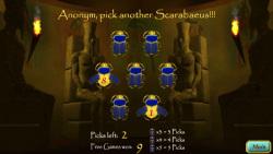 Slot Tales Scarabaeus Scatter screenshot 3/3