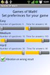 GamesOfMath screenshot 4/5