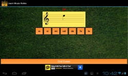 Learn Music Notes Fun screenshot 2/6