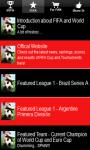 Soccer News Football Scores screenshot 2/2