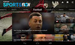 Samsung SportsFlow screenshot 1/1