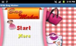 Girls Bag Maker screenshot 1/5