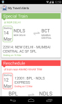 Indian Railways Train and PNR Enquiry screenshot 5/6