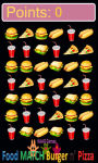 food match burger and pizza game free screenshot 2/5